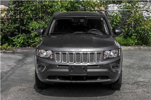 Jeep Compass 4WD 4dr High Altitude Edition *Ltd Avail* 2017