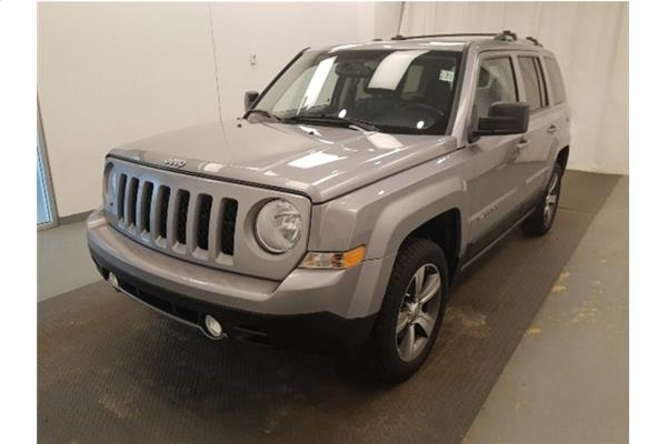 Jeep Patriot High Altitude - Low KM - Heated Leather! 2016
