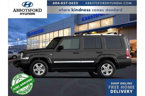 Jeep Commander Sport 2010